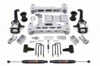 Suspension - Lift Kits - ReadyLift - ReadyLift 7.0in. OFF ROAD LIFT KIT W/SST3000 SHOCKS 44-2445
