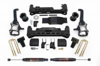 Suspension - Lift Kits - ReadyLift - ReadyLift 7.0in. OFF ROAD LIFT KIT W/SST3000 SHOCKS 44-2575-K