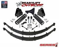 Suspension - Lift Kits - ReadyLift - ReadyLift OFF ROAD 6.5in. LIFT KIT SERIES 1 49-2600