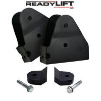 ReadyLift - ReadyLift RADIUS ARM DROP BRACKETS AND 1.0in. LOWER COIL SPACER KIT 67-2550