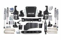 "BDS Suspension - BDS 6-1/2"" Suspension Lift Kit - 2011-2019 Chevy/GMC 2500-3500 - Image 1"