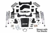 "Lift Kits - GM 2500HD & 3500HD Kits - BDS Suspension - BDS 4-1/2"" Suspension Lift Kit 