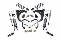 "Suspension - Lift Kits - BDS Suspension - BDS 2-3"" Coil-Over Conversion System - 2011-2019 Chevy/GMC 2500-3500"