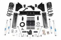 "Suspension - Lift Kits - BDS Suspension - BDS 6"" Radius Arm Drop Suspension System 