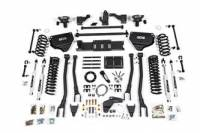 "Suspension - Lift Kits - BDS Suspension - BDS 8"" 4-Link Suspension System 