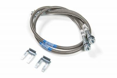 Suspension - Components - Brake Lines