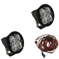 Fog Lights - LED - Baja Designs Lighting - Baja Designs - Squadron-R Pro, Pair Wide Cornering LED