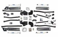 "BDS Suspension - BDS - 6-1/2"" Long Arm Lift Kit - Jeep Wrangler JK 4dr 2007-2016"