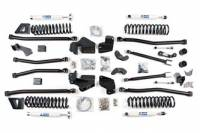 "BDS Suspension - BDS - 4-1/2"" Suspension Lift Kit - Jeep Wrangler JK 4dr 2012-2016"