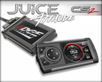Chips, Modules, & Tuners - Programmers - Edge Products - Edge Products - 01-02 Dodge 5.9L Cummins Juice w/ Attitude CS2 - 31401