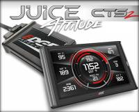 Chips, Modules, & Tuners - Programmers - Edge Products - Edge Products - 13-16 Ram 6.7L Cummins Juice w/ Attitude CTS2 - 31507