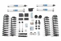 """Suspension - Lift Kits - BDS Suspension - BDS - 3"""" Lift Kit for the 2012-16 Jeep Wrangler JK 2 door 4WD - Standard Jeep or Rubicon"""