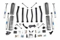 """Suspension - Lift Kits - BDS Suspension - BDS - 4"""" Lift Kit for the 2012-16 Jeep Wrangler JK 2 door 4WD - Standard Jeep or Rubicon"""