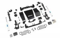 """Suspension - Lift Kits - BDS Suspension - BDS - 6"""" Suspension Lift for the new 2014-16 Chevy/GMC 1500 4wd - W/O Magneride"""