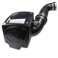 Air Intakes - Diesel Air Intake Kits - S&B Filters - S&B - Cold Air Intake for 2011-2012 Chevy / GMC Duramax 6.6L (Dry Filter)