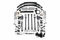 """BDS Suspension - BDS - 6"""" 4-Link Arm Coil-Over Suspension System 