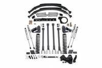 "Suspension - Lift Kits - BDS Suspension - BDS - 6"" 4-Link Arm Suspension System 