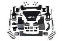 "BDS Suspension - BDS - 4"" Suspension Lift Kit - 19-20 Chevy/GMC 4WD W/Out Adaptive Ride Control"