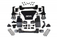 "BDS Suspension - BDS - 4"" Suspension Lift Kit - 19-20 GMC Denali 4WD W/Adaptive Ride Control"