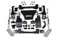 "Suspension - Lift Kits - BDS Suspension - BDS - 4"" Suspension Lift Kit - 19-20 GMC 4WD AT4/Trail Boss"
