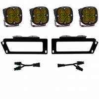 Baja Designs Lighting - Baja Designs - 2010 - 2018 Ram 2500/3500 Fog Pocket Kit - Image 2