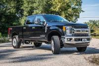 """BDS Suspension - BDS - 2"""" Coil Spring Spacer Leveling Kit for 2017-2019 Ford F250/F350 4WD Gas & Diesel pickup trucks - Image 2"""