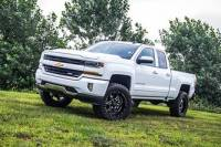 "BDS Suspension - BDS - 4"" Suspension Lift for the new 2014-18 Chevy/GMC 1500 4wd - W/O Magneride - Image 3"