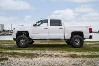 "BDS Suspension - BDS - 6"" Suspension Lift for the new 2014-18 Chevy/GMC 1500 4wd - W/O Magneride - Image 2"