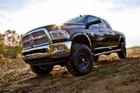 "BDS Suspension - BDS 4"" Radius Arm Drop Suspension System 