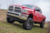 "BDS Suspension - BDS 6"" 4-Link Suspension System 