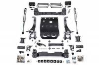 "Lift Kits - Toyota Tacoma Kits - BDS Suspension - BDS - 4"" Suspension Lift Kit - 17-19 Toyota Tacoma 4WD"