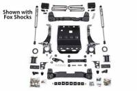 "Suspension - Lift Kits - BDS Suspension - BDS - 6"" Suspension Lift - 17-19 Toyota Tacoma 4WD"