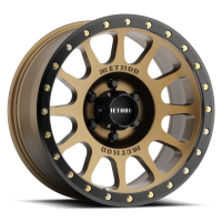 Method Race Wheels - Method Race Wheels - 305 | NV | Bronze