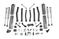 "Suspension - Lift Kits - BDS Suspension - BDS - 4"" Lift Kit for the 2012-18 Jeep Wrangler JK 2 door 4WD - Standard Jeep or Rubicon"