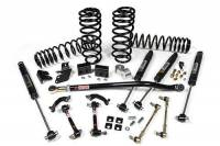 "Lift Kits - Jeep Wrangler Kits - JKS Manufacturing - JKS - 3.5"" Suspension System - 2018 - 2020 Jeep Wrangler JL 4 Door"