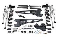 "BDS Suspension - BDS - 4"" Radius Arm Suspension System for 2020 Ford F-250/F-350 Super Duty 4WD Trucks"
