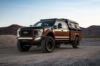 """BDS Suspension - BDS - 4"""" Radius Arm Suspension System for 2020 Ford F-250/F-350 Super Duty 4WD Trucks - Image 2"""