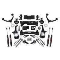 "Suspension - Lift Kits - ReadyLift - Readylift - 7-8"" Suspension Lift Kit - 2011-2019 Chevy/GMC 2500/3500HD Trucks"