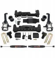 "Suspension - Lift Kits - ReadyLift - Readylift - 7"" Suspension Lift Kit - 2015-2020 Ford F-150 4WD Trucks"
