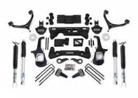 "Suspension - Lift Kits - ReadyLift - Readylift - 7-8"" Suspension Lift Kit W/Bilstein Shocks - 2011-2019 Chevy/GMC 2500/3500HD Trucks"