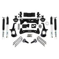 "Suspension - Lift Kits - ReadyLift - Readylift - 5-6"" Suspension Lift Kit W/Bilstein Shocks - 2011-2019 Chevy/GMC 2500/3500HD Trucks"