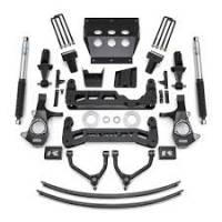 "Suspension - Lift Kits - ReadyLift - Readylift - 9"" Suspension Lift Kit W/Bilstein Shocks - 2014-2018 Chevy/GMC 1500 Cast Steel Suspension Trucks"